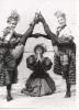 Marie-Laure Furcy ,Christine Chêne et Nadège Maruta